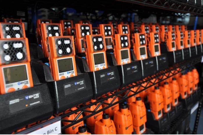 Alquileres de detectores de gases - Alquiler de detectores y equipos para detección de gases