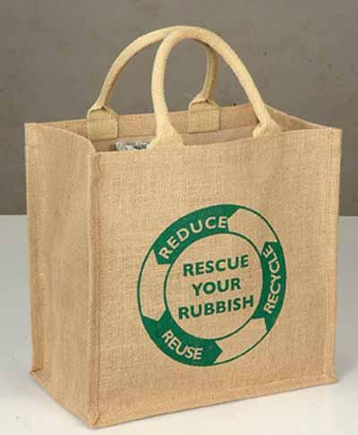 Personalized jute tote bags  - Promotional and custom jute bags at wholesale prices