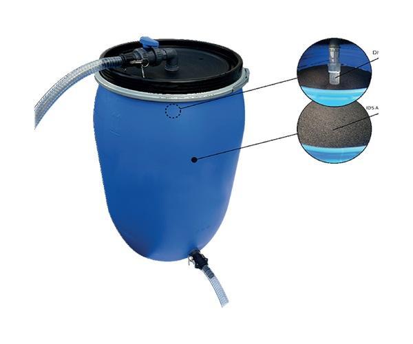 IDS ABOS-OIL - Dépollution eau chargé d'hydrocarbure