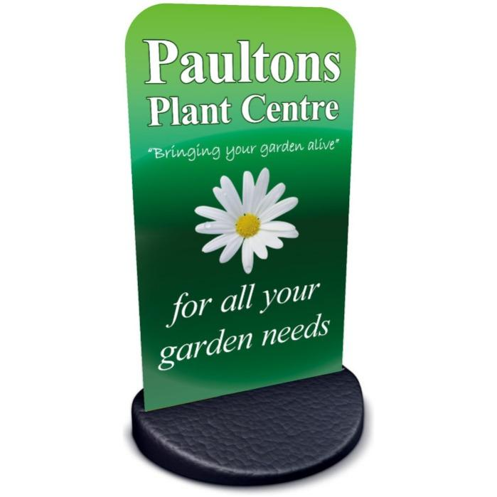 Pavement Signs - A-Boards, Swingers and Ecoflex