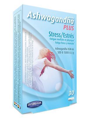 Ortho Ashwagandha Plus - Complément alimentaire