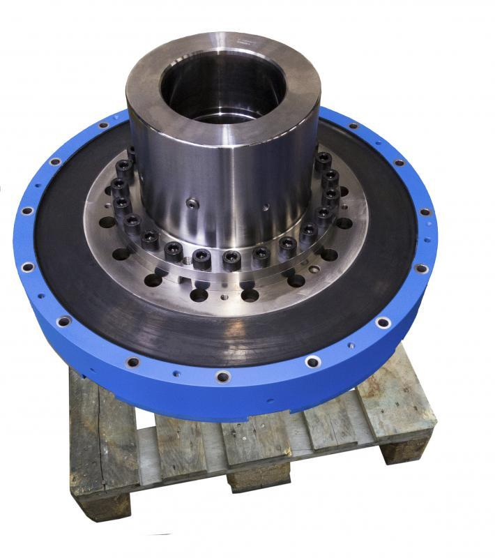 TOK Industry - TOK Highly flexible couplings for flexibly mounted engines