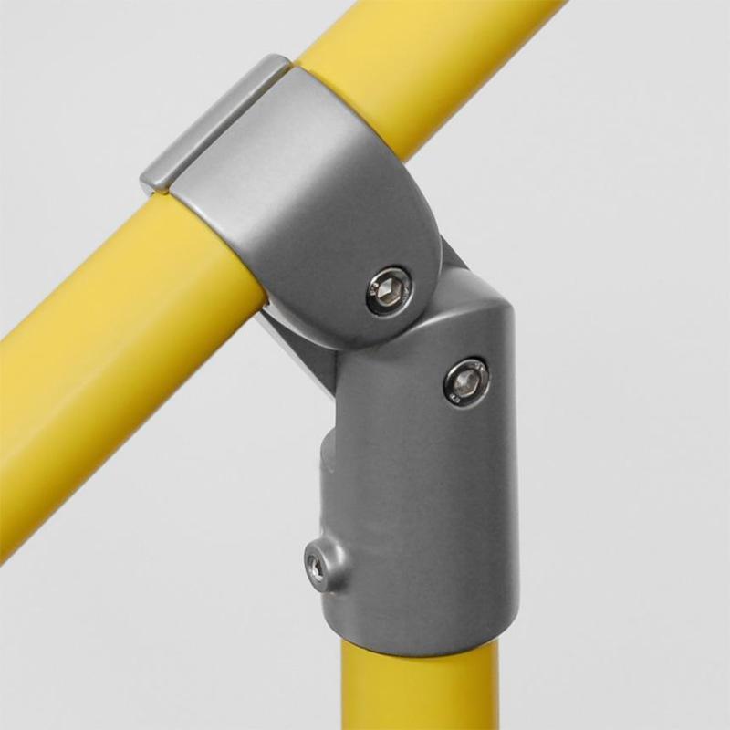 Universal tube connectors - T-Hinge Part Nr. 27