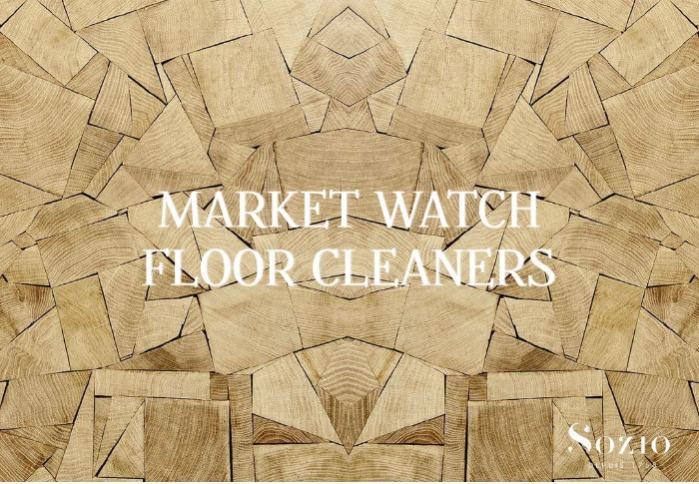 """""""Market watch floor cleaners"""" -"""
