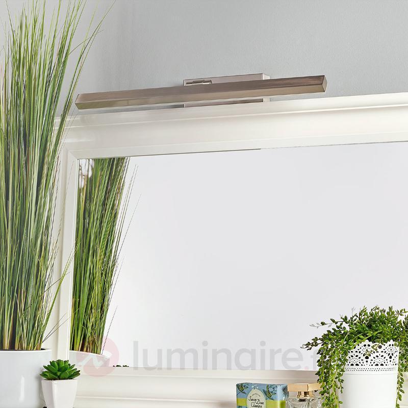 Applique miroir et salle de bain LED Elrik moderne - Appliques à tableaux