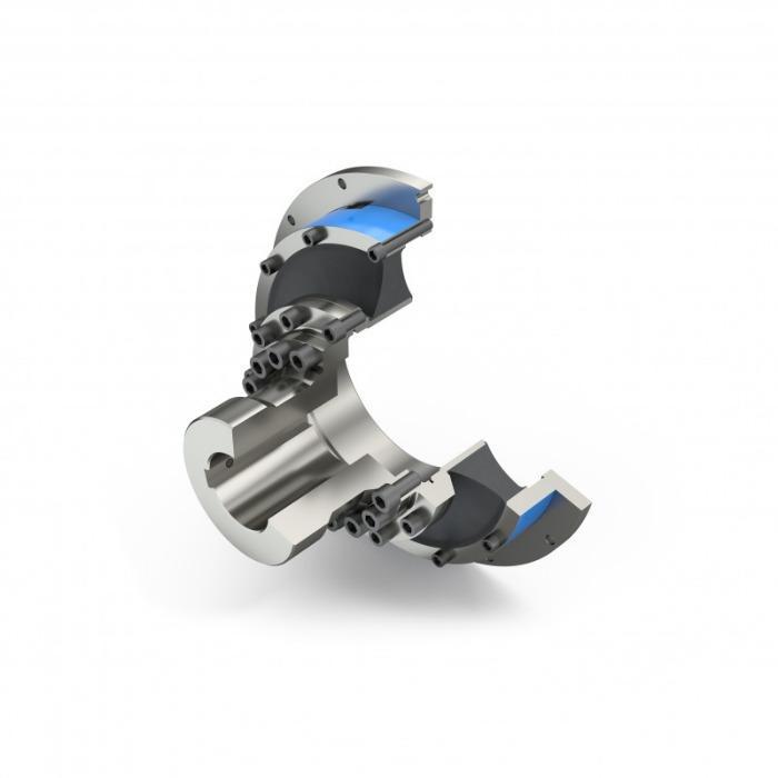 TOK 针对插入式连接优化 - TOK 高弹性联轴器,针对插入式连接优化