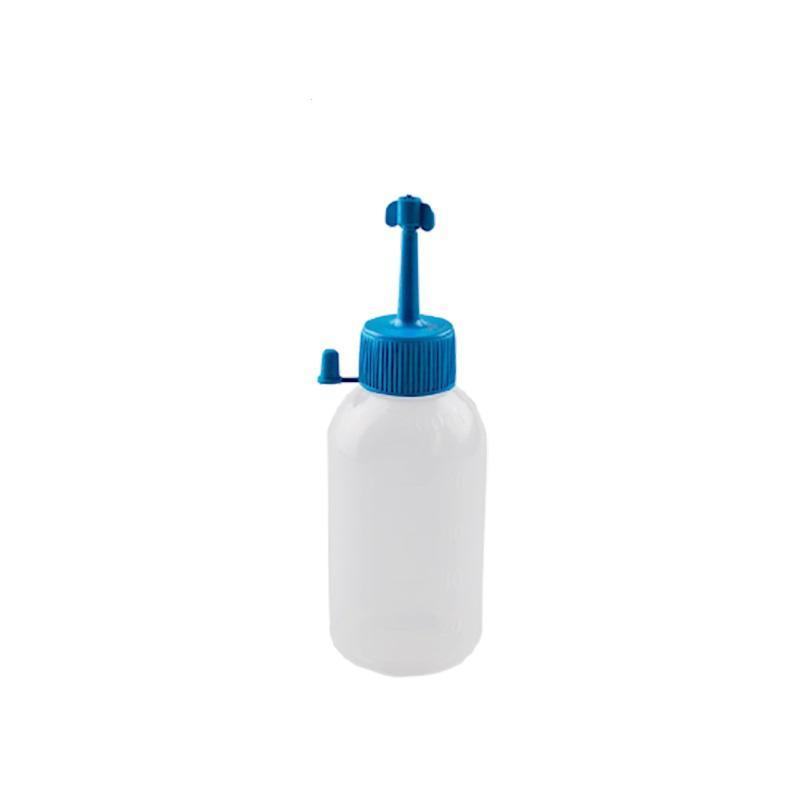 Plastic bottle for boar semen - Veterinary Instrument