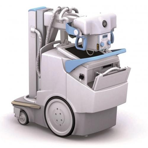 Mobile Radiography - RAYBOW dR T