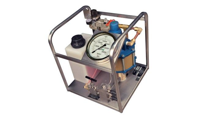 pumps - High Flow and Subsea Tensioner Pump