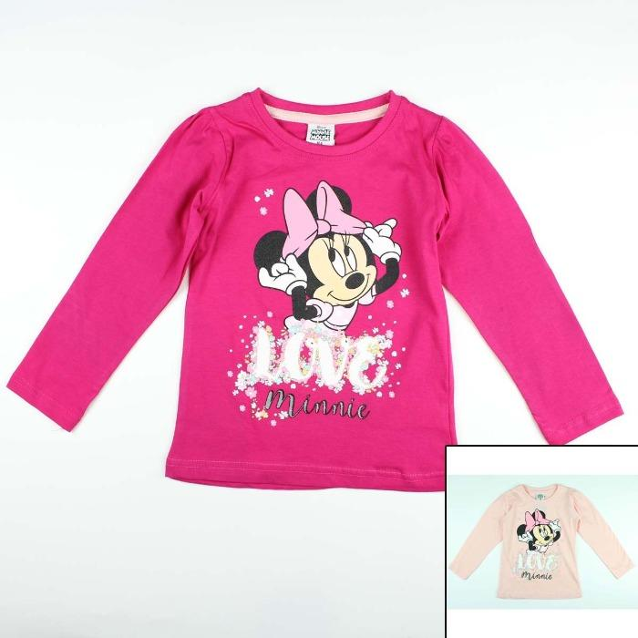 Importador Europa Camiseta Disney Minnie - Camiseta y Polo de manga larga