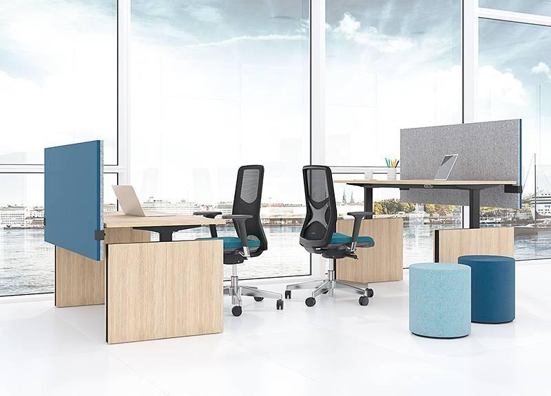 Bureaux Narbutas Motion - Postes de travail