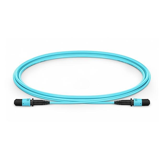 12 Fibers Type B Om3 Lszh Multimode Trunk Cable - null
