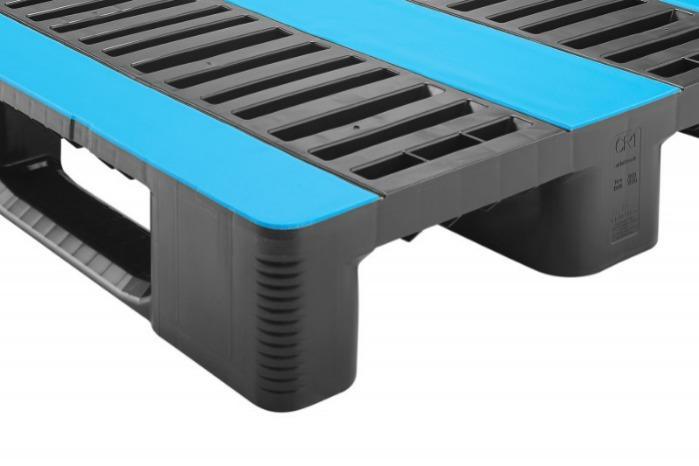 CR1 ECO - Paleta de plástico, Paleta Euro, Palet reciclable