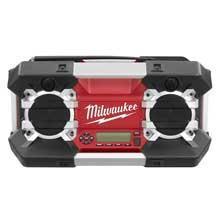 Radio de chantier Milwaukee C12-28 DCR - null