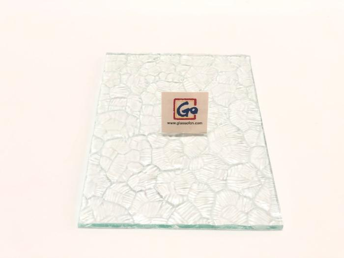 Clear Pattern Glass High Quality - High quality,strong wooden crates