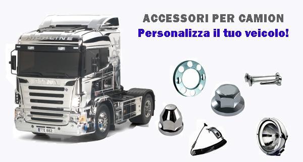 Accessori camion