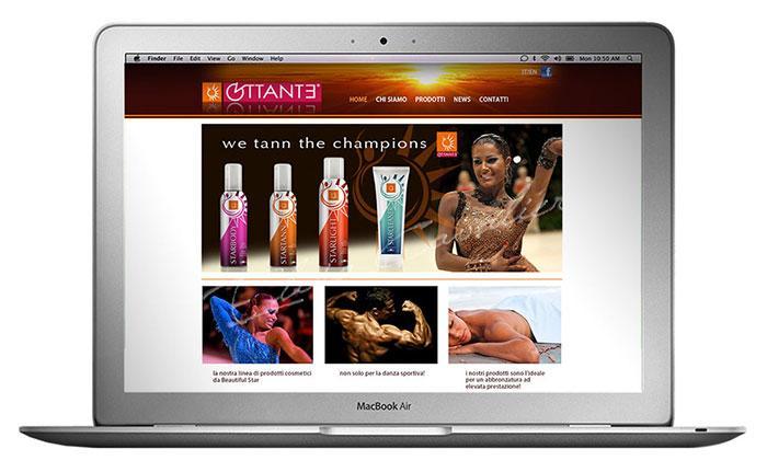 Website e banner