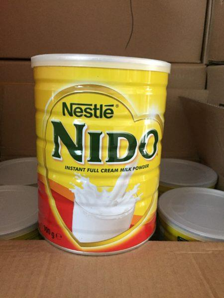 Nido Milk - Milk Catalogue