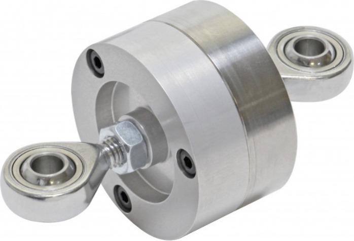 拉压力传感器 - 8523, 8531 - 结构紧凑,坚固耐用,易于操作,适用于静态和动态测量,高强度铝材,价格便宜