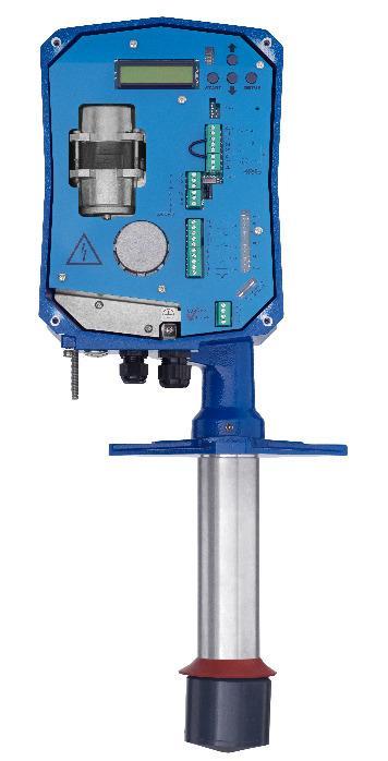 NivoBob® NB 3300/3400 - Vibranivo® VN 1000/5000 - Medición de interfase líquido-sólido