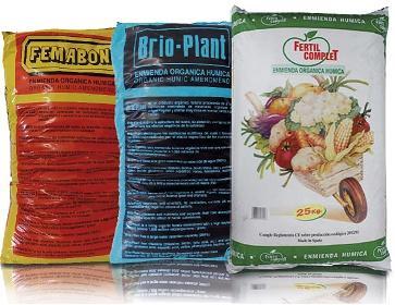 FEMABON / BRIO-PLANT / FERTIL-COMPLET  - Organic amendment