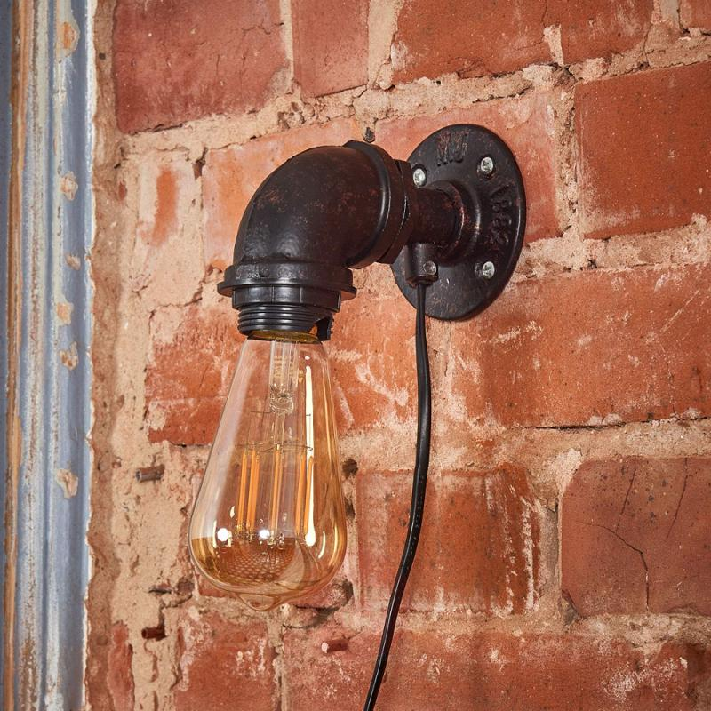 Tap - wall lamp in the shape of a tap - indoor-lighting