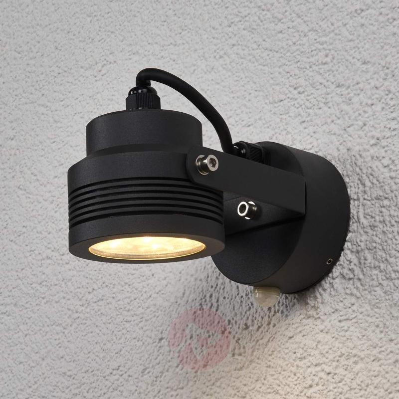 Practical LED spotlight Malo for outdoors - Outdoor Spotlights