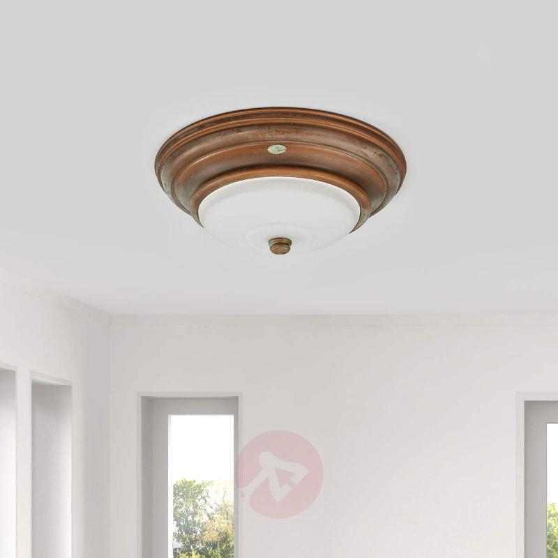 Antique-looking ceiling light Clasico - Ceiling Lights