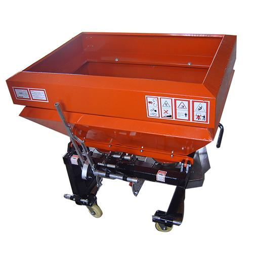 Quality Supplier agricultural fertilizer spreader