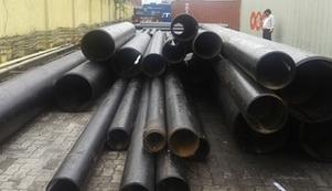 X42 PIPE IN SPAIN - Steel Pipe