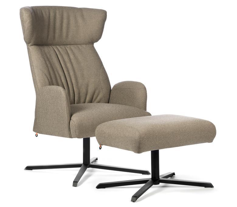 fauteuils - ENORA POUF PM