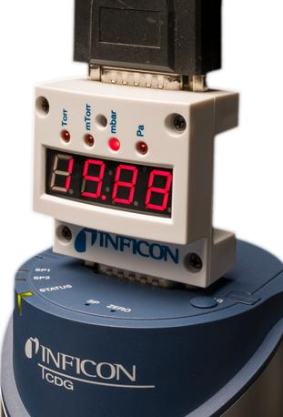 Vacuum Gauge Controllers and Accessories - VGD500