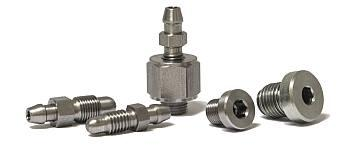Entlüftungsschraube - Zum Entlüften hydraulischer Systeme bis 400 bar