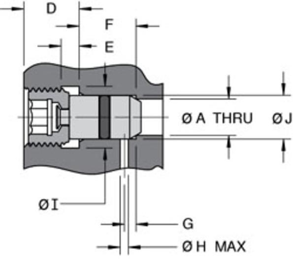 Dual Sealing AFO plug - null