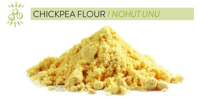 Turkish Origin Raw Chickpea Flour - null