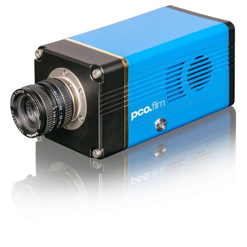 pco.flim - die erste Fluoreszenz-Abklingzeit-Mikroskopie-Kamera