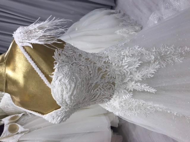 Robes de mariée  - Robe de mariée bohème