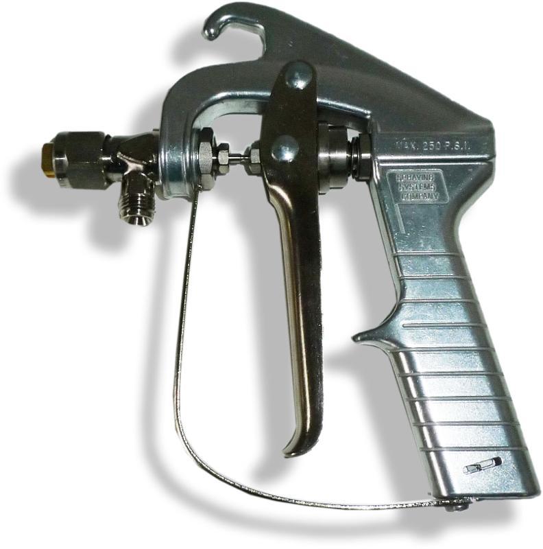 Sprühkleber Pistole mit 6501 Mist Düse - TG-GUN-6501