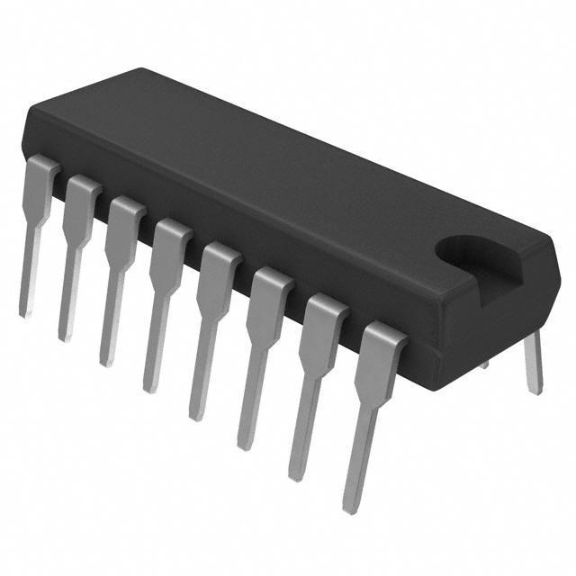 IC DRIVER CFL/TL BALLAST 16-DIP - STMicroelectronics L6574