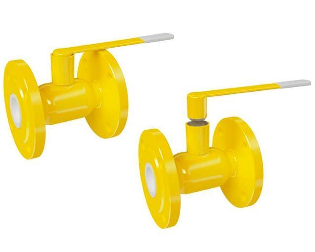 Кран газовый антивандальный - кран шаровый антивандальный