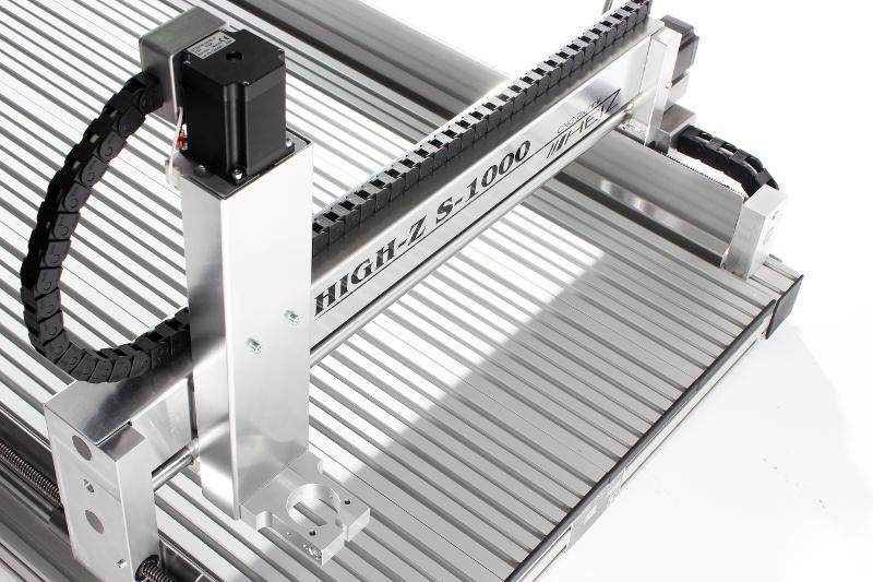 CNC Portalfräse S-1000 - CNC Graviermaschine