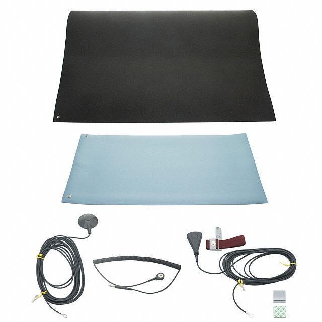 WORKSTAT KIT BLUE TABLE BLACK FL - SCS 8034