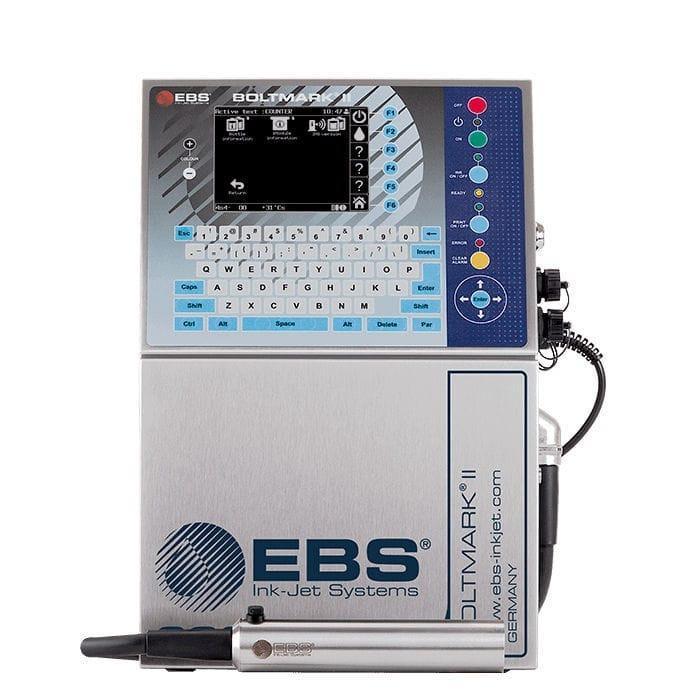 Einkopf-Industriedrucker EBS-6600 - Industrielles Kennzeichnungssystem