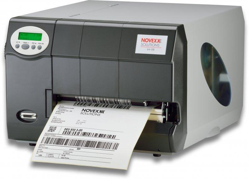 Imprimante de table 64-0x Series - imprimante à transfert thermique / thermique directe / d'étiquettes code-barres