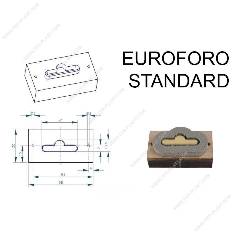 Fustellatrice FPE2-EURO E/M - Imballaggi: attrezzature e materiali