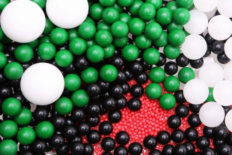 Industrial Plastic Balls  -