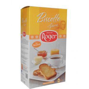 Biscottes Aixoises au Beurre