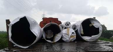 X56 PIPE IN COLOMBIA - Steel Pipe