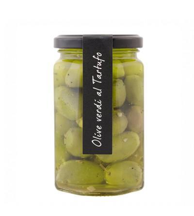 Olive verdi al tartufo - Olive