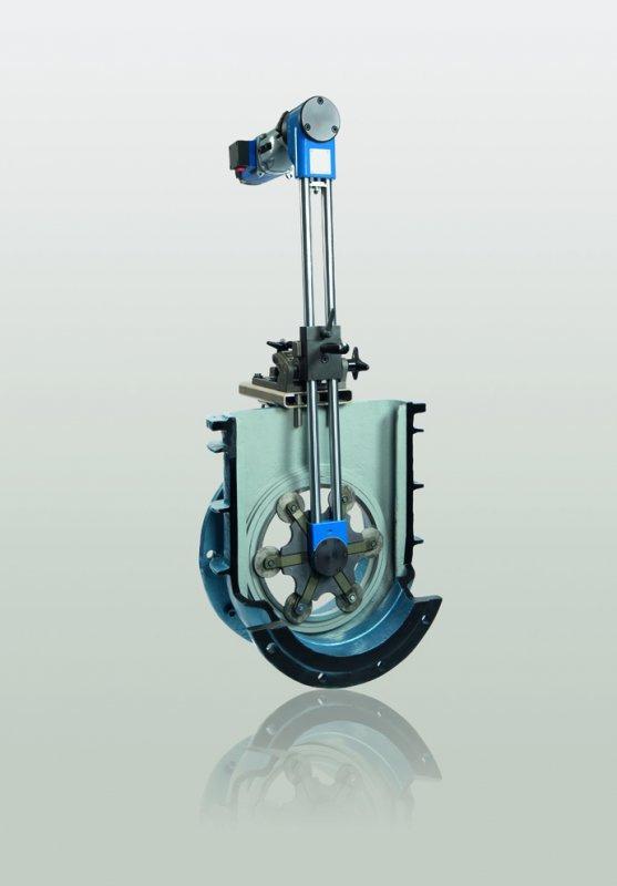 SL-15 - Transportable Schieberschleifmaschine - SL-15 - Transportable Schleifmaschine für Schieber, Schieberkeile und Flansche